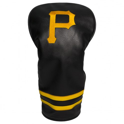 Pittsburgh Pirates Vintage Golf Driver Headcover