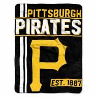 Pittsburgh Pirates Walk Off Throw Blanket