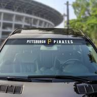Pittsburgh Pirates Windshield Decal