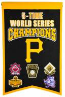 Pittsburgh Pirates Champs Banner