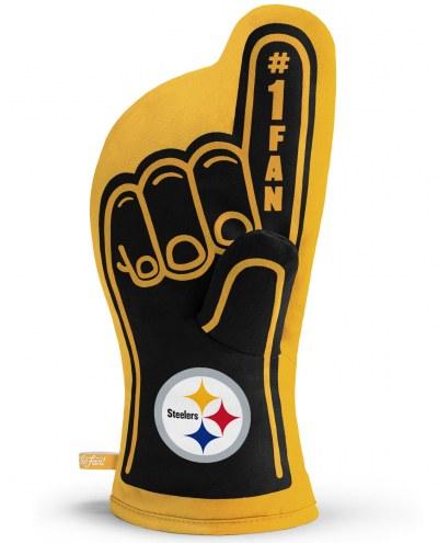 Pittsburgh Steelers #1 Fan Oven Mitt