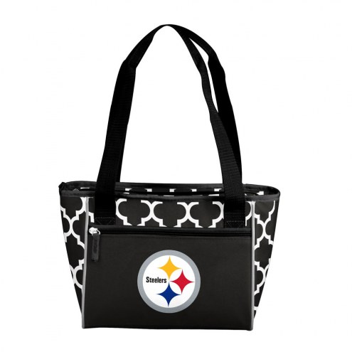 Pittsburgh Steelers 16 Can Cooler Tote