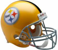 Pittsburgh Steelers 1962 Riddell VSR4 Authentic Full Size Football Helmet