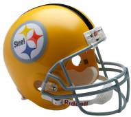 Pittsburgh Steelers 1962 Riddell VSR4 Collectible Full Size Football Helmet