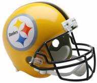 Pittsburgh Steelers 2007 Riddell VSR4 Collectible Full Size Football Helmet