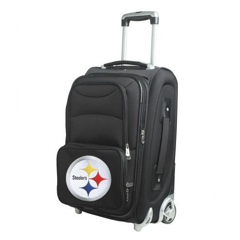 """Pittsburgh Steelers 21"""" Carry-On Luggage"""
