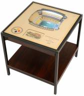 Pittsburgh Steelers 25-Layer StadiumViews Lighted End Table