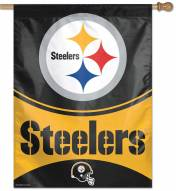 """Pittsburgh Steelers 27"""" x 37"""" Banner"""