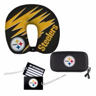 Pittsburgh Steelers 4 Piece Travel Set