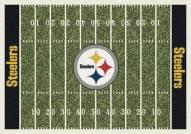Pittsburgh Steelers 4' x 6' NFL Home Field Area Rug