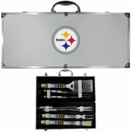 Pittsburgh Steelers 8 Piece Tailgater BBQ Set