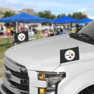 Pittsburgh Steelers Ambassador Car Flags