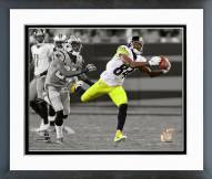 Pittsburgh Steelers Antonio Brown Spotlight Action Framed Photo