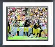 Pittsburgh Steelers Ben Roethlisberger Action Framed Photo
