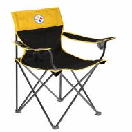 Pittsburgh Steelers Big Boy Folding Chair