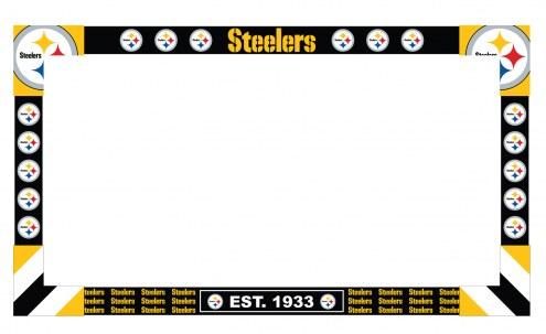 Pittsburgh Steelers Big Game Monitor Frame