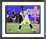Pittsburgh Steelers Bruce Gradkowski Action Framed Photo
