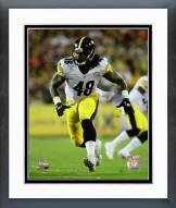 Pittsburgh Steelers Bud Dupree Action Framed Photo