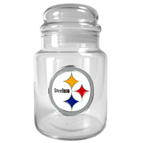 Pittsburgh Steelers Candy Jar