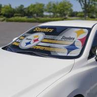 Pittsburgh Steelers Car Sun Shade