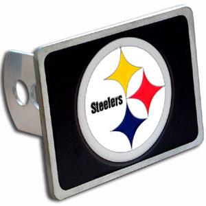 Pittsburgh Steelers Class II and III Hitch Cover