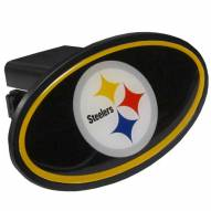 Pittsburgh Steelers Class III Plastic Hitch Cover