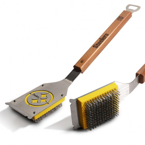 Pittsburgh Steelers Classic Grill Brush