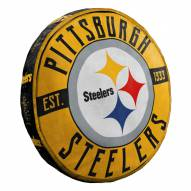 Pittsburgh Steelers Cloud Travel Pillow