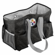Pittsburgh Steelers Crosshatch Weekend Bag