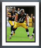 Pittsburgh Steelers David DeCastro Action Framed Photo