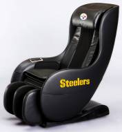 Pittsburgh Steelers Deluxe Gaming Massage Chair