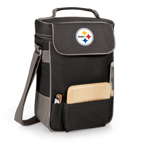Pittsburgh Steelers Duet Insulated Wine Bag