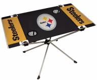 Pittsburgh Steelers Endzone Table