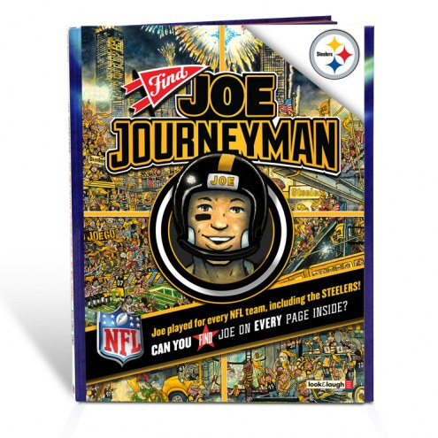Pittsburgh Steelers Find Joe Journeyman Book