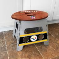 Pittsburgh Steelers Folding Step Stool
