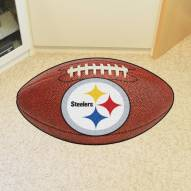 Pittsburgh Steelers Football Floor Mat