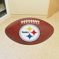 Pittsburgh Steelers Football Floor Mat