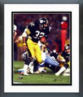 Pittsburgh Steelers Franco Harris Super Bowl XIII Action Framed Photo