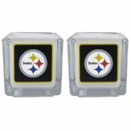 Pittsburgh Steelers Graphics Candle Set