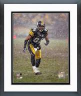 Pittsburgh Steelers Hines Ward 2005 Action Framed Photo