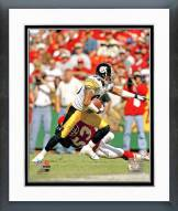 Pittsburgh Steelers Hines Ward action Framed Photo