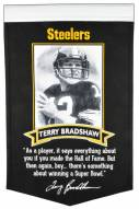 Pittsburgh Steelers Terry Bradshaw Icon Collection Banner