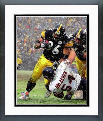 Pittsburgh Steelers Jerome Bettis 2005 Action Framed Photo