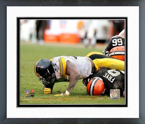 Pittsburgh Steelers Joey Porter 2006 Action Framed Photo