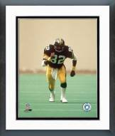 Pittsburgh Steelers John Stallworth Action Framed Photo