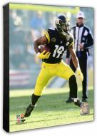 Pittsburgh Steelers Juju Smith-Schuster 2017 AFC Divisional Playoff Game Photo