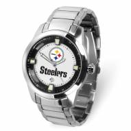 Pittsburgh Steelers Titan Steel Men's Watch