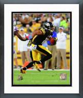 Pittsburgh Steelers Lance Moore Action Framed Photo