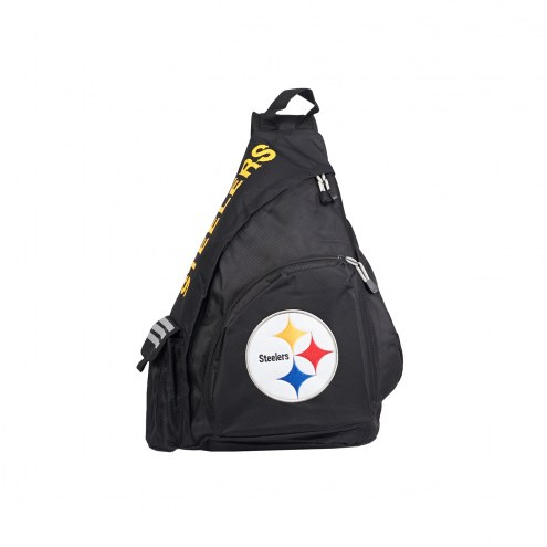 Pittsburgh Steelers Leadoff Sling Backpack