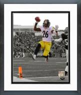 Pittsburgh Steelers Le'Veon Bell Spotlight Action Framed Photo